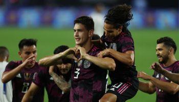 promesas de la Selección Mexicana