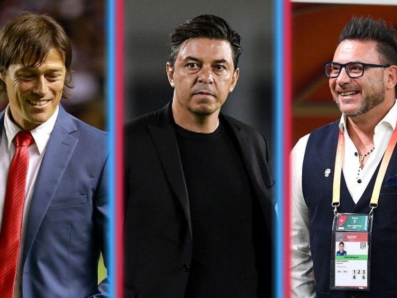 Turco Mohamed sería entrenador de Chivas