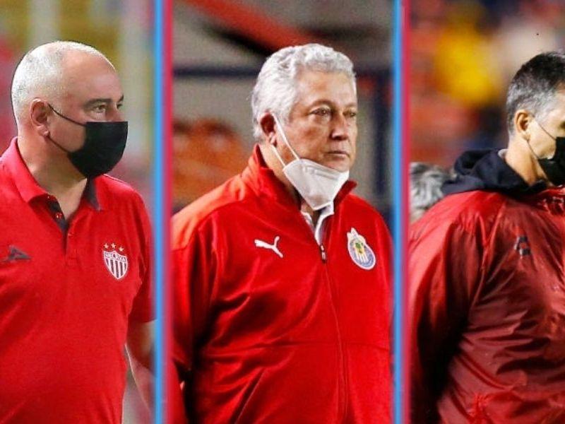 entrenadores despedidos en la Liga MX