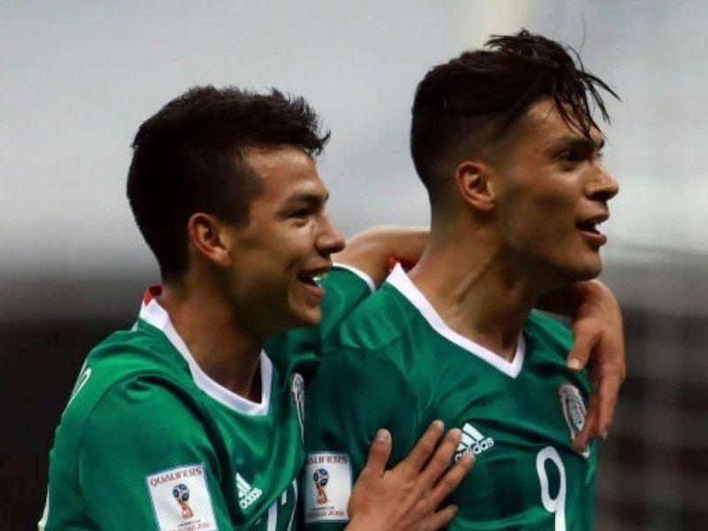Raúl Jiménez y Chucky están de regreso con México