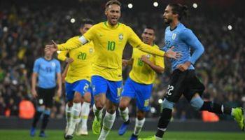 Pronóstico Brasil vs Uruguay