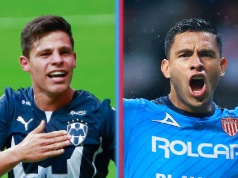 Pronóstico Monterrey vs Necaxa
