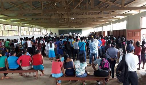 Gobierno Wampís y Comisión Multisectorial coordinan acciones frente a Minería Ilegal