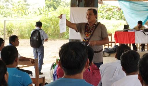 Nación Wampís notifica al Gobierno Regional de Amazonas sobre su Gobierno Territorial Autónomo