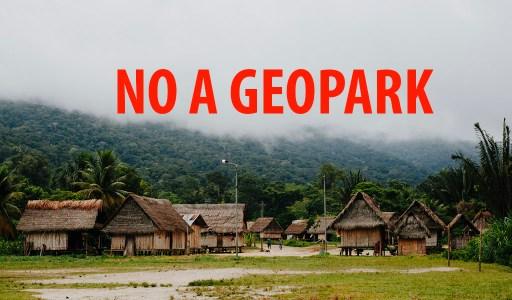 La Federación de la Nacionalidad Achuar del Perú y la Nación Wampis reiteran su decisión de NO permitir que Geopark opere el Lote 64