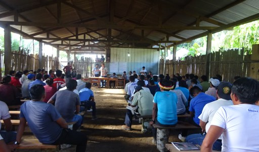 II Asamblea de la Nación Wampis se pronuncia sobre el caso Geopark