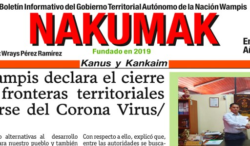 Boletín Informativo NAKUMAK 2