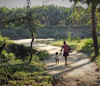 Niña Wampís desapareció y sospechan de secuestro por madereros ilegales