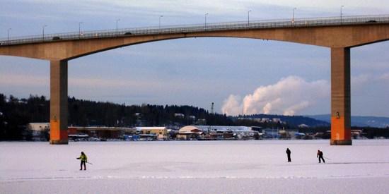 Skridsko bro 550