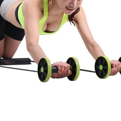 PowerRoll Muskeltränare - Grön