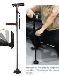 Multiflex Krycka/Käpp -justerbar och hopfällbar