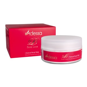 Adessa Body Love Natural Body Balm Vanille-Mandarine