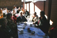 January 2014: Apostle Joubert held a senior members event in Gezina
