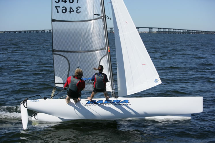 NACRA 570 Fun Catamaran