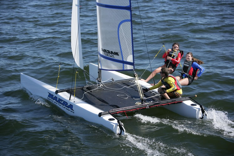 NACRA 500 Fun catamaran