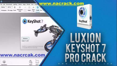 Luxion KeyShot Pro 8 2 (Crack) With Torrent + [Serial Code