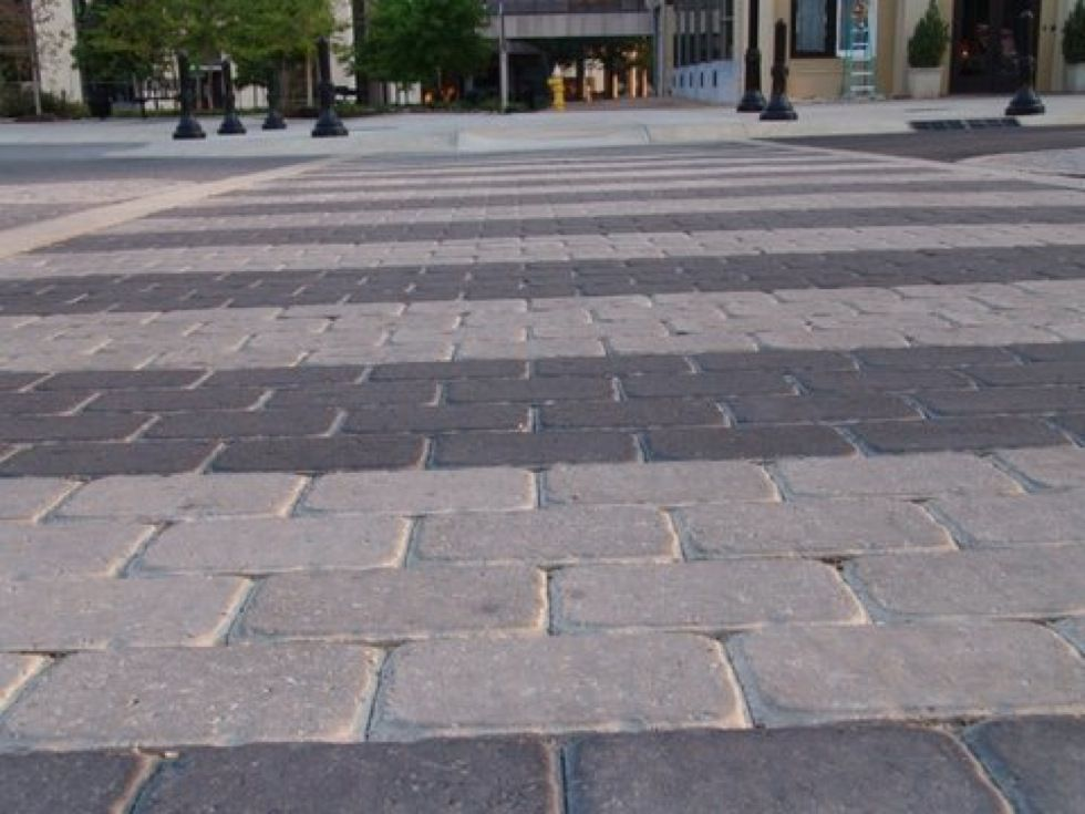 Pervious Pavement National Association Of City Transportation Officials
