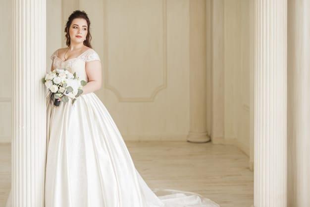 Vestido de noiva plus size: 5 dicas de como escolher