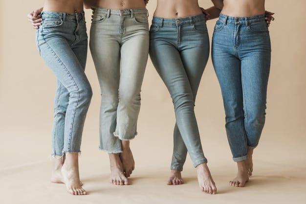 Jeans para Cada Tipo de Corpo