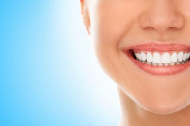 tenha um sorriso saudável