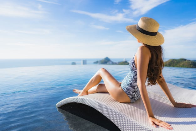 Aprenda a proteger os cabelos do sol
