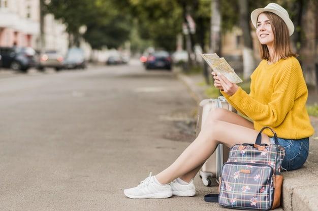 vantagens de viajar sozinha