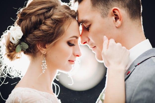maquiagem para casamento a noite