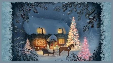 muzičke božićne čestitke Novogodišnje i Božićne muzičke čestitke | Nadarena deca muzičke božićne čestitke