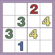 Sudoku za decu
