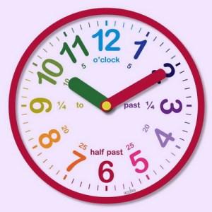 učenje na sat