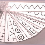 Grafomotoričke vežbe – šabloni