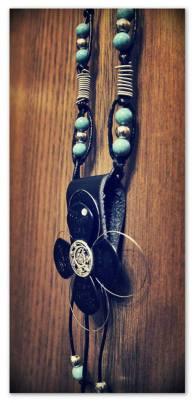 Custim Made Halskette mit benutzen Plektren des Kunden