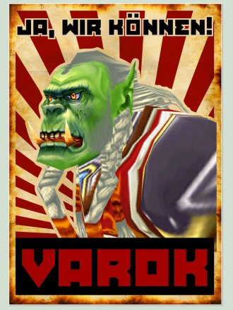 Varok for Warchief!