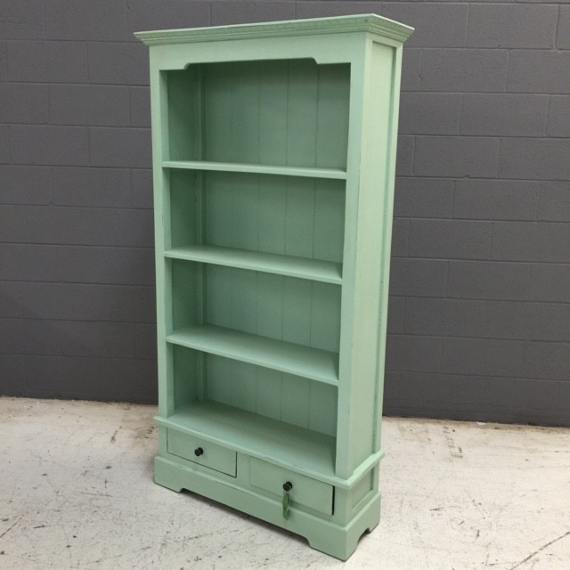 Bookcase With Two Drawers Nadeau Nashville