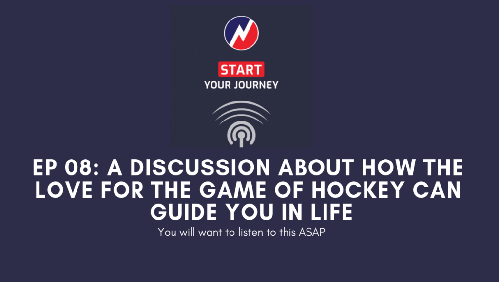 For The Love Of The Game Of Hockey