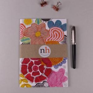 Notebook by Nadege Honey