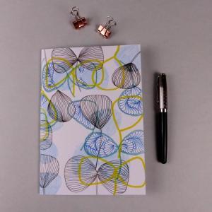Notebook Pattern by Nadege Honey