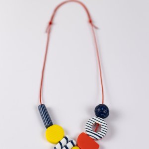 Breton Necklace by Nadege Honey