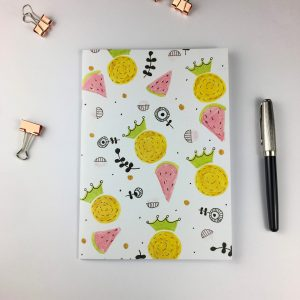 contemporary notebook from nadege honey