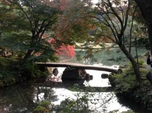 The beautiful Togetsukyo bashi