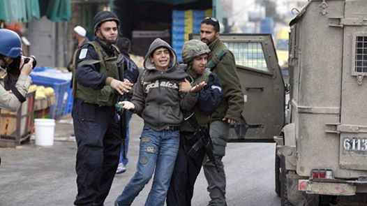 Palestine : A kidnapped Childhood
