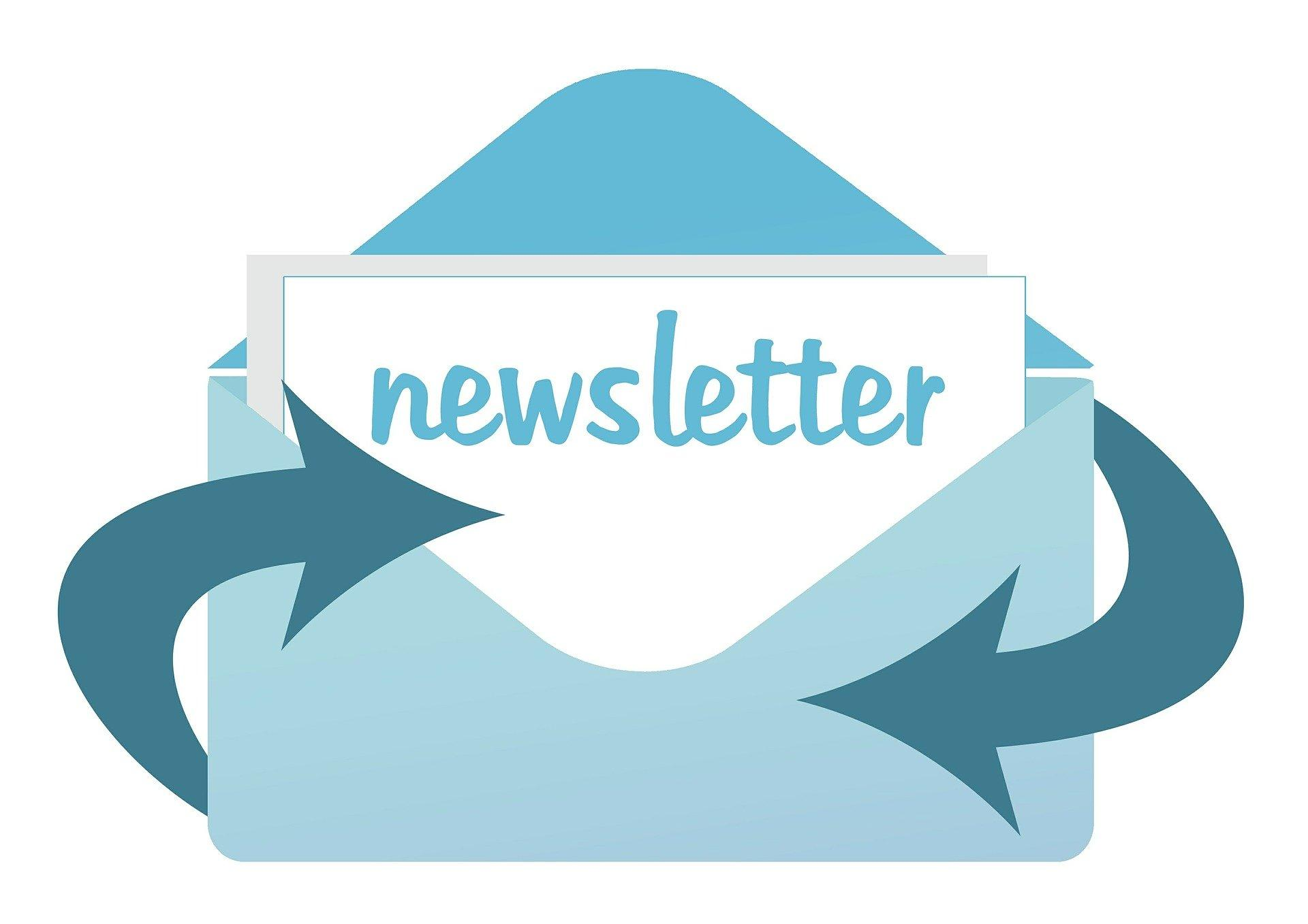 Lite de diffusion – Newsletter