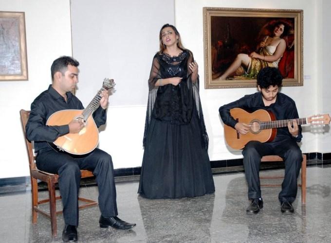 Recital at Fundação Oriente