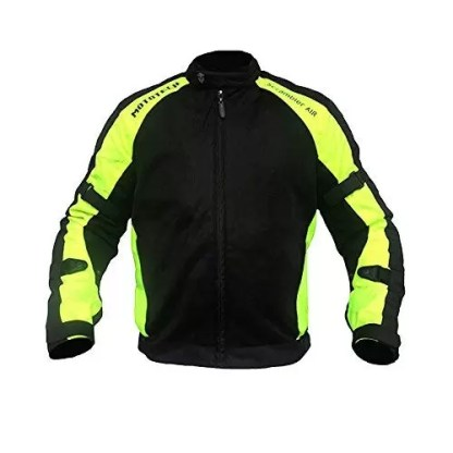 Air Motorcycle Riding Jacket - Combo Colors