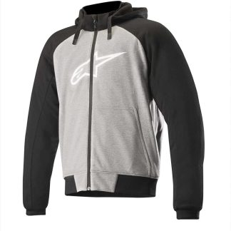 Alpinestars 2916 Chrome Sport and Motorcycle Hoodie (Multi-colour, XL)
