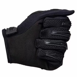 Leather Protective Riding Gloves for Men
