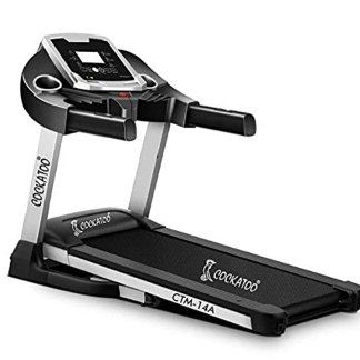 Cockatoo CTM14A 2.5HP (5HP Peak) Motorized Treadmill With Auto Incline