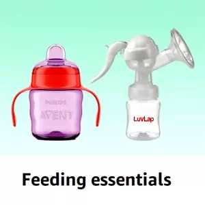 Baby Feeding Essentials - Offer and Discount In Amazon