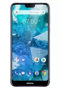 Nokia 7.1_BL android phone