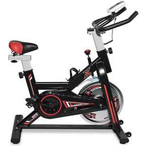 WXWS Indoor Cycling Spin Exercise Bike